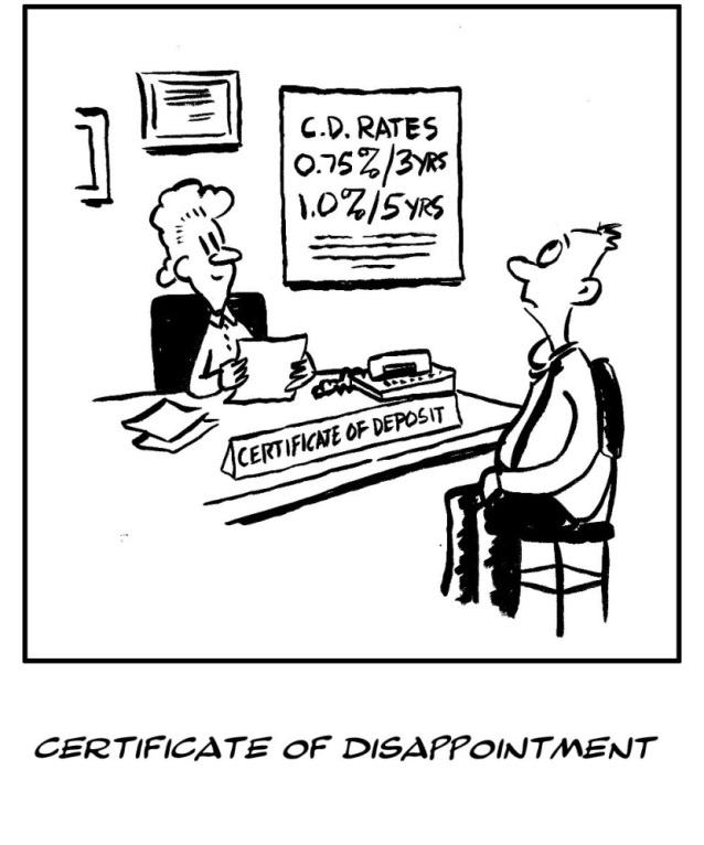 Certificates Of Deposits Cds Another Fixed Income Alternative