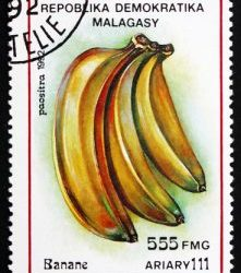 What Costs Less?  A Banana or to Send a Letter?