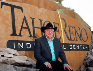 Lance Gilman's success with the Tahoe Reno Industrial Center is truly inspirational.