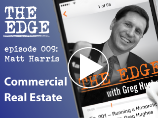 Episode 009: Commercial vs. Residential Real Estate: Which Is the Smarter Investment?