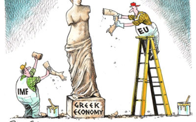 The Lingering Consequences of Greece's Big Fat Lie