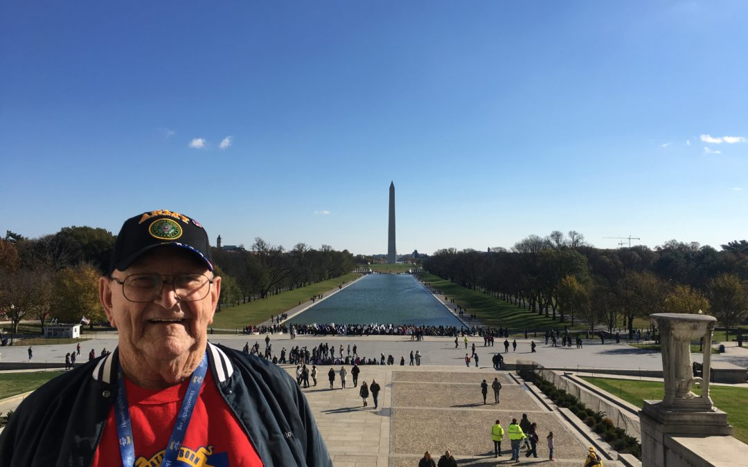 The Cost of Freedom: What I Learned from Veterans on the Honor Flight