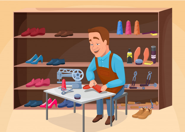 The Story of Stewart the Shoemaker