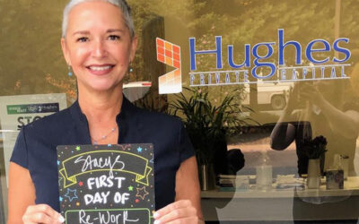 My Return to Hughes Private Capital
