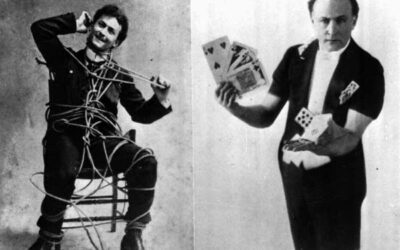 A Lesson in Investing from Harry Houdini