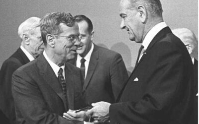 That time Lyndon B. Johnson got into a fist fight with a Fed Chairman